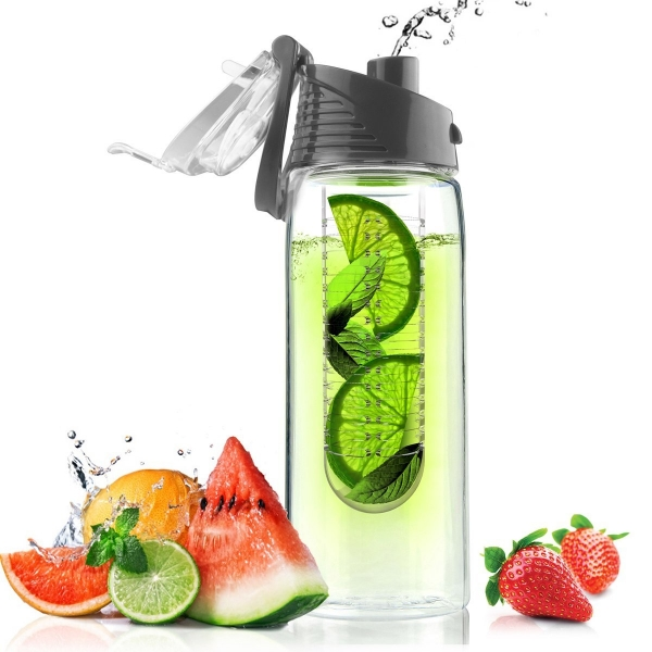 flavour infusion water bottle
