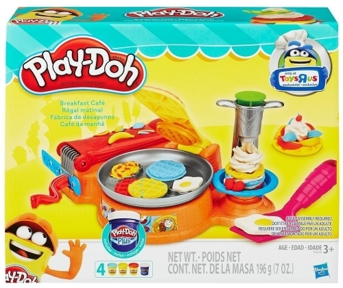 Play Doh Cafe