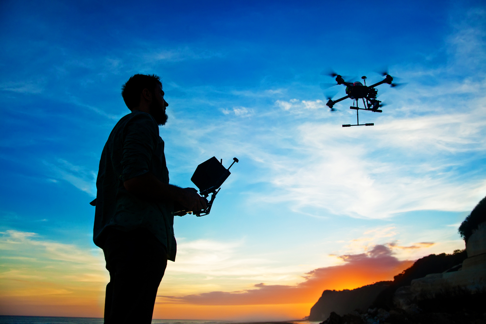 Take Flight With A Drone