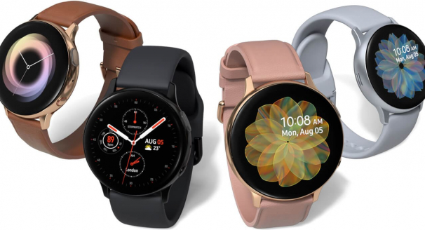 Samsung smartwatches feature overview