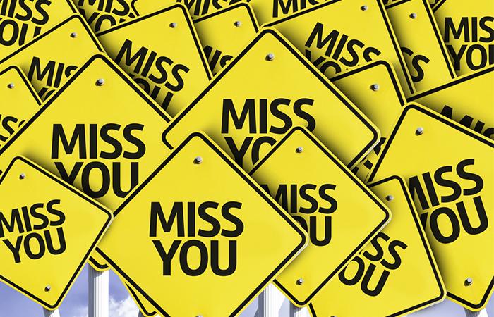 Missing Them