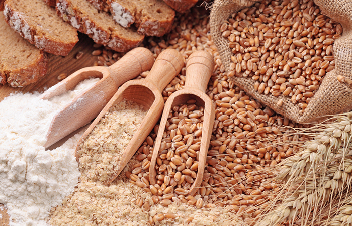 Whole-Grain Breads and Cereals