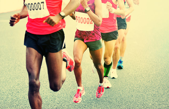 marathons feat