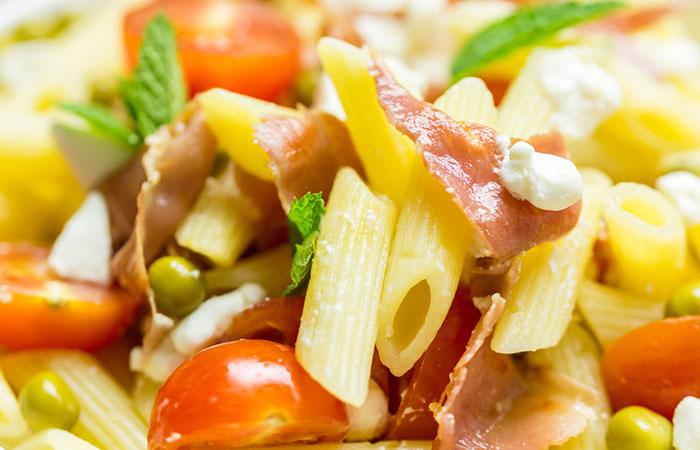 Bacon and Macaroni Salad