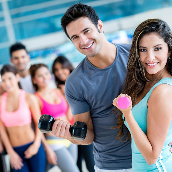 Best gyms accross america