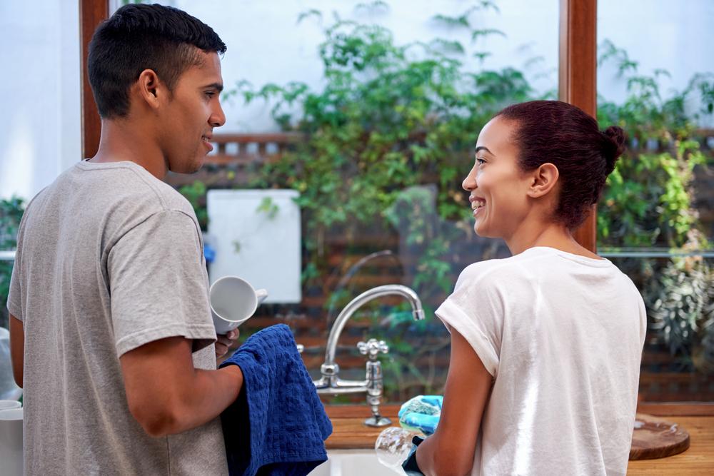 Dividing your chores