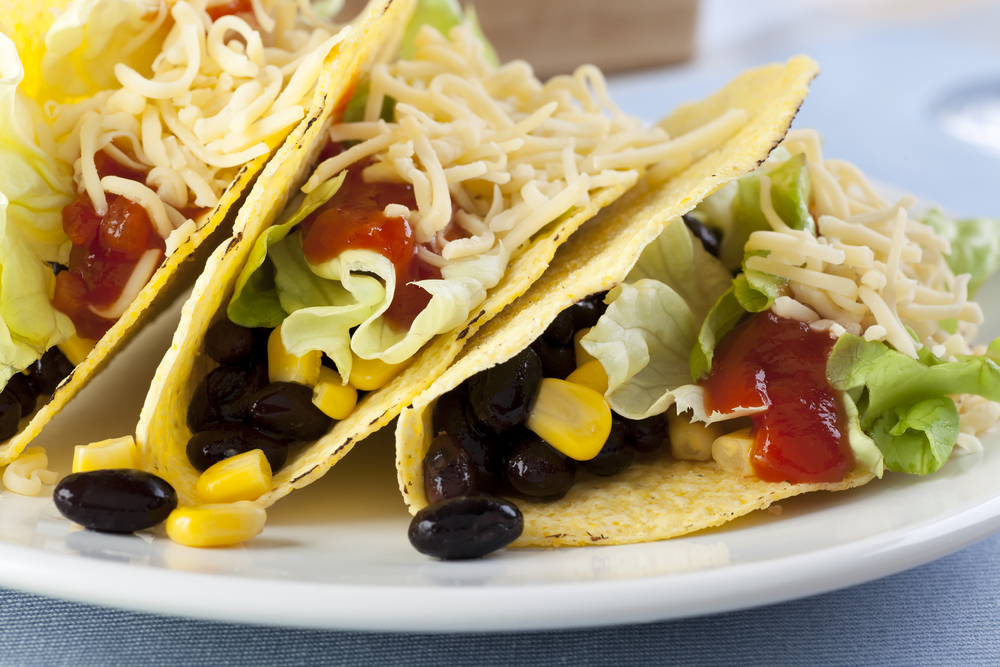 Blackbean tacos