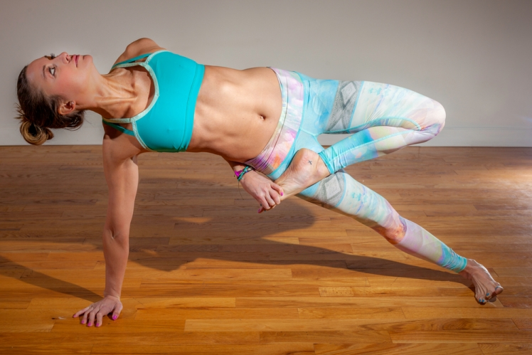 Planks can help to increase flexibility
