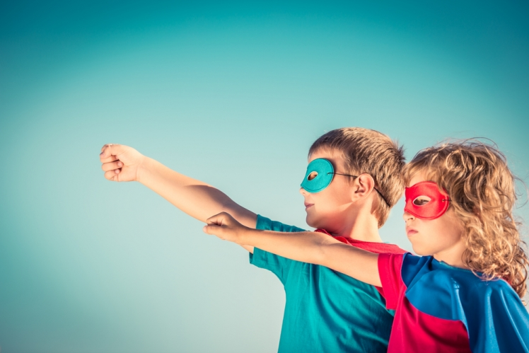 If you were a superhero, what would be your superpower