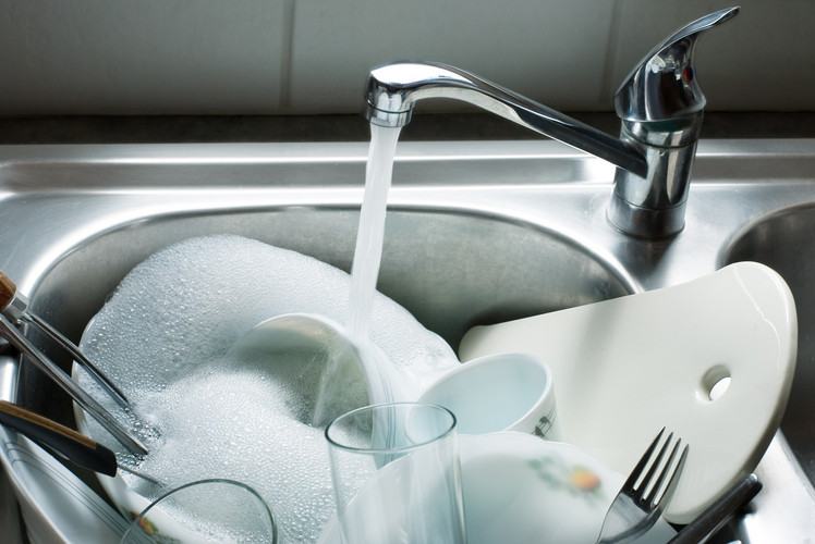 Help with the dishes
