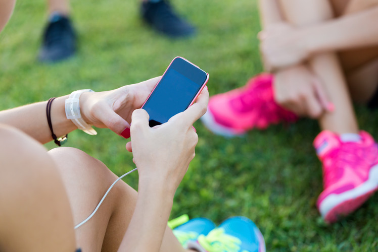 Use an App to Track Progress