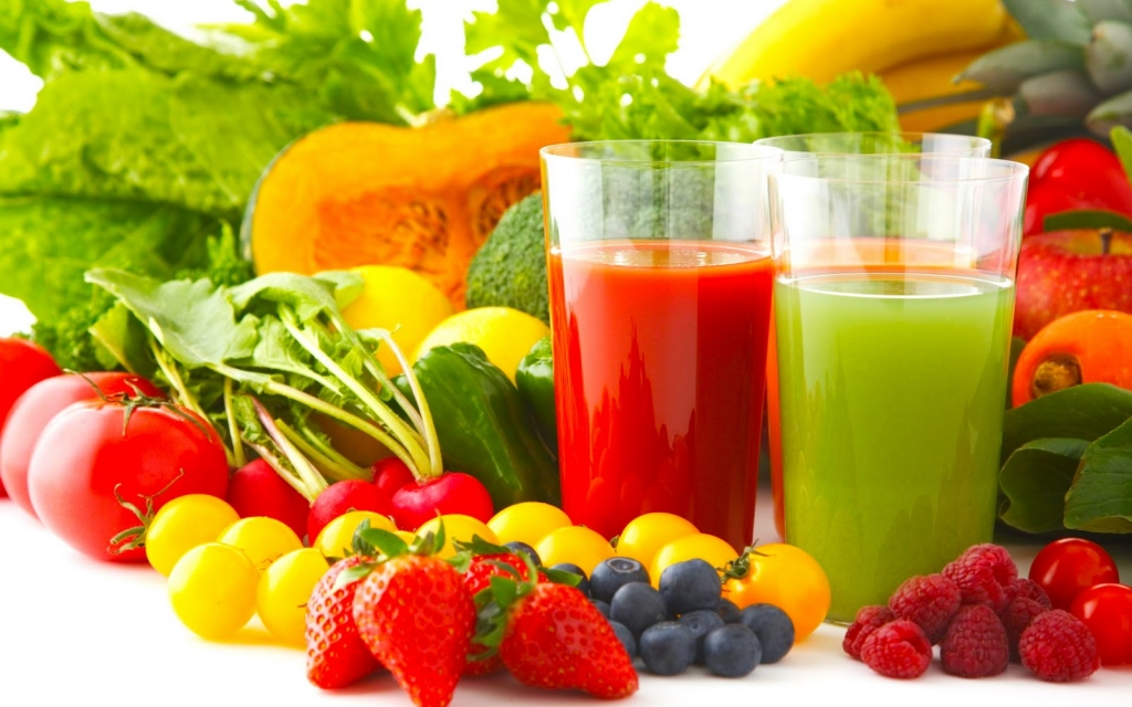 Fruit and Veggie Detox
