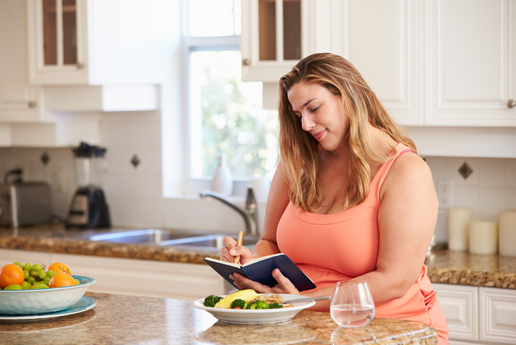 You're Not Tracking Your Calorie Intake