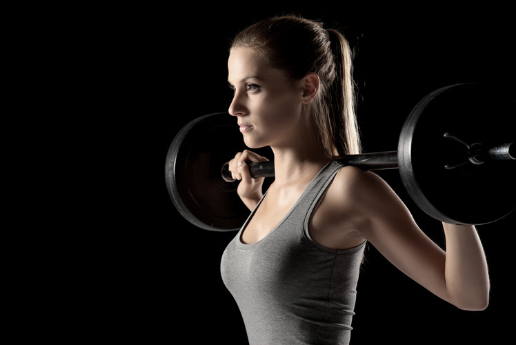 You're Not Weight Training