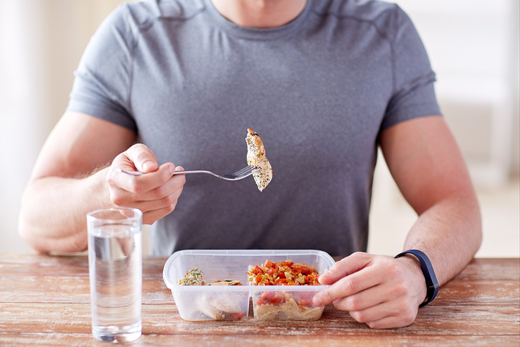 You're not fueling pre-workout