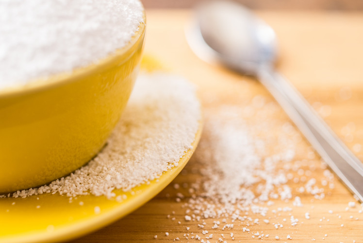 Avoid Sweeteners