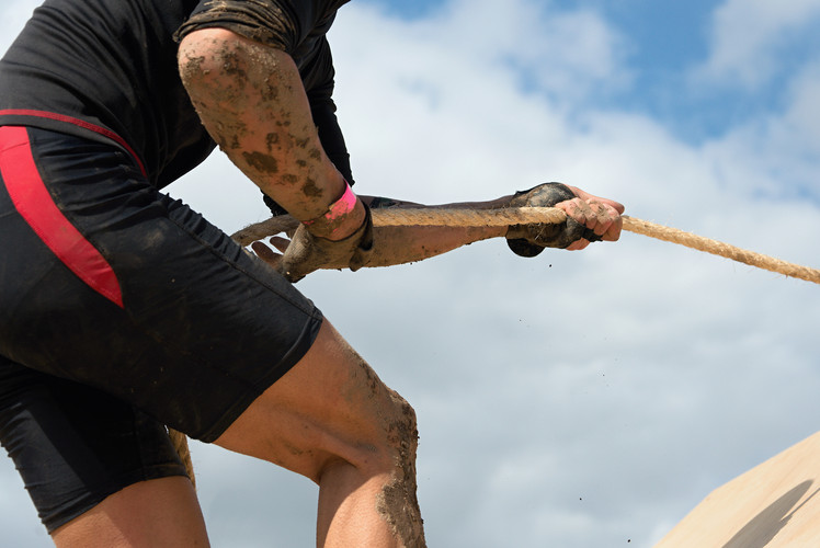 Complete an obstacle course