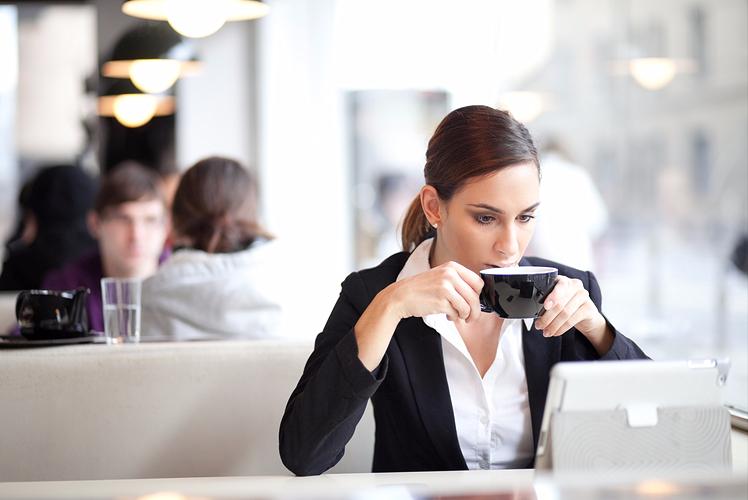 Drink tea or coffee