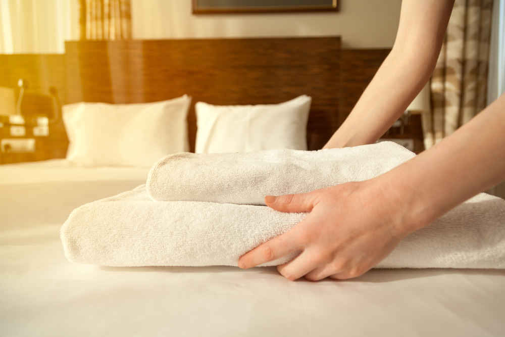 Dampening Your Sheets with water is a good way to stay cool on hot nights