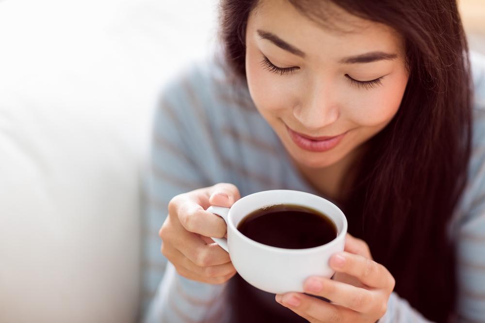 Caffeine is okay