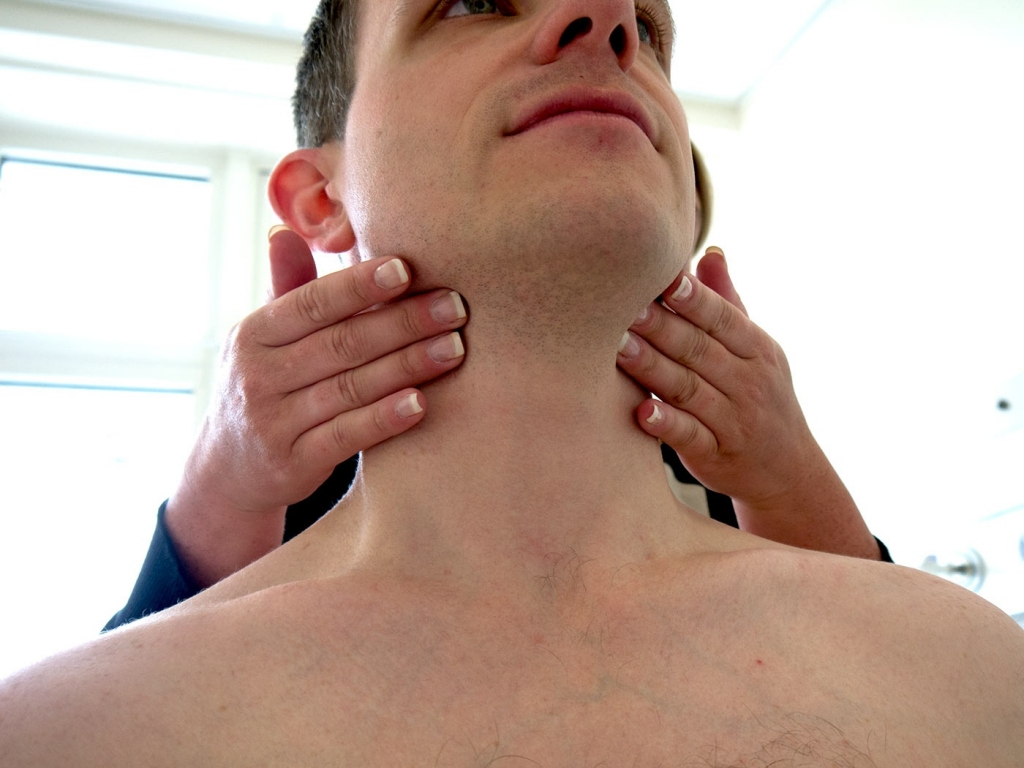 Changes in Lymph Nodes