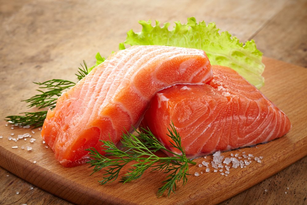 Choose Salmon Today