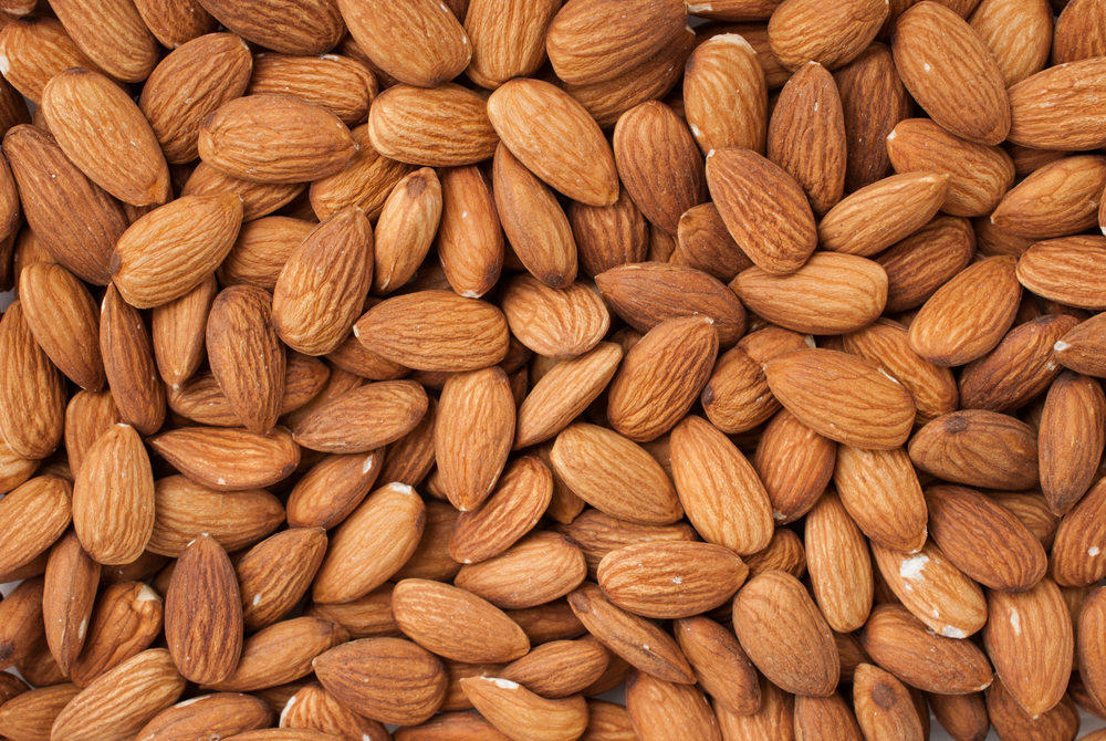 Crunch on Some Almonds