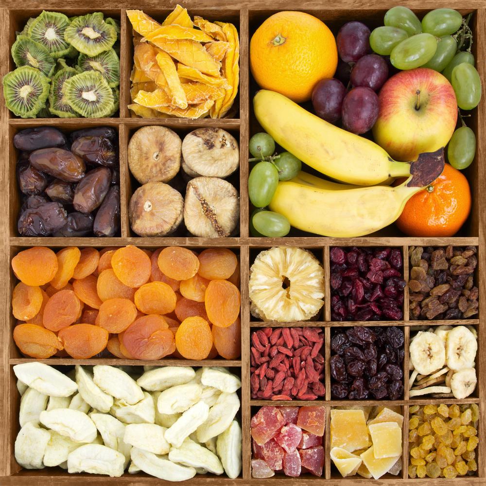 Eat more healthy snacks