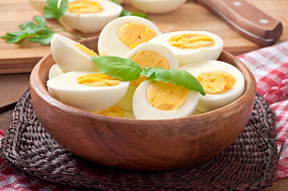 Eggs are Never a Bad Choice