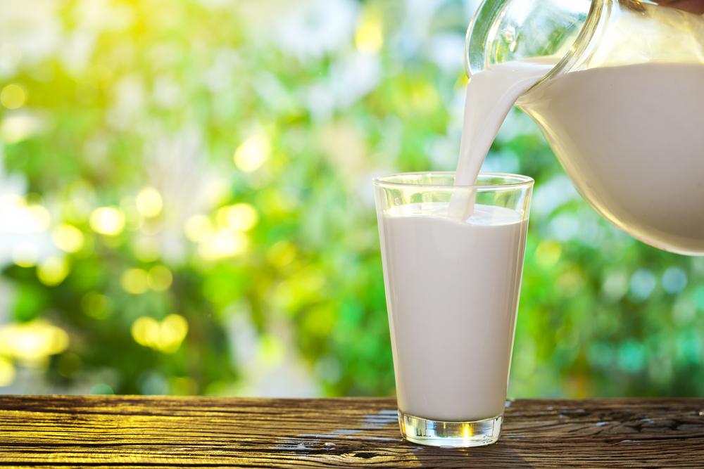 Milk to the rescue