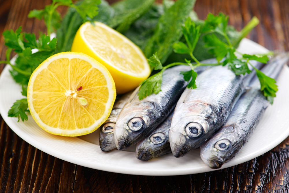 Sardines are Small Yet Super