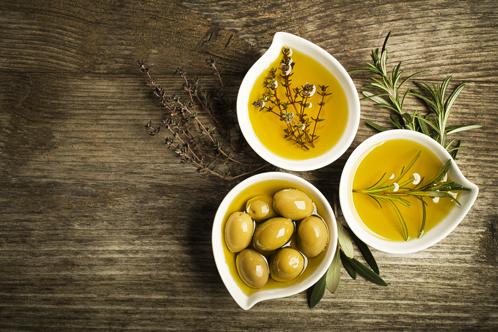 Stock up on Olive Oil