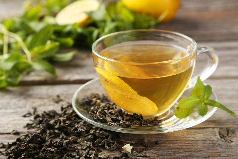green tea is renowned for supporting a healthy metabolism