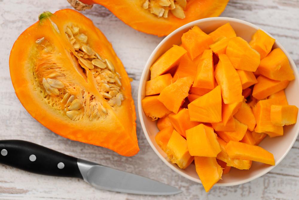 Try Pumpkin, But Not in Pie