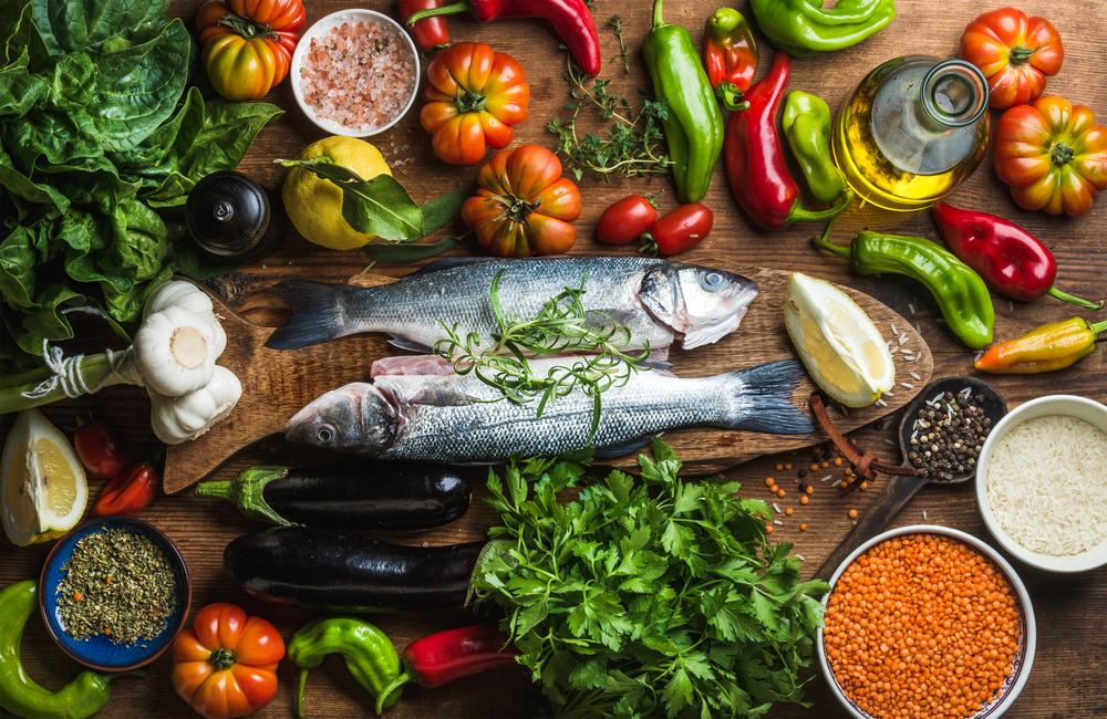 Try the Mediterranean Diet