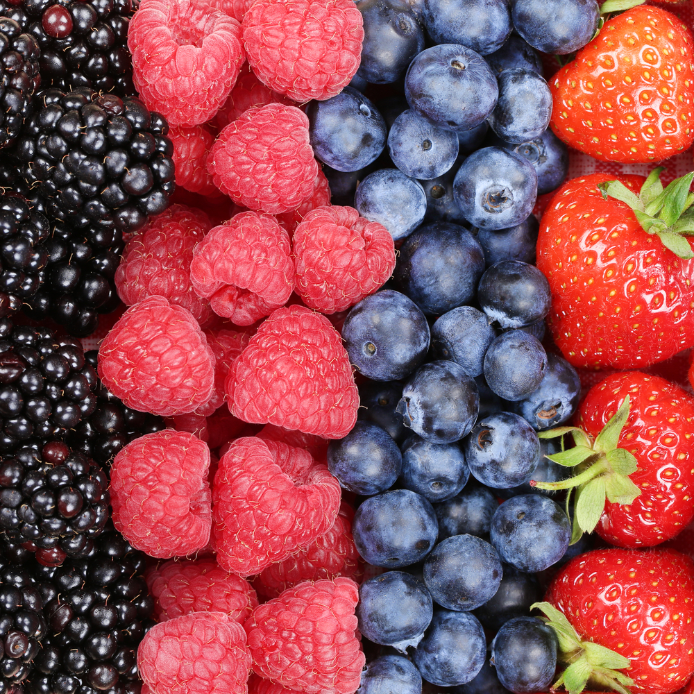 You'll Love What Berries Can do For You