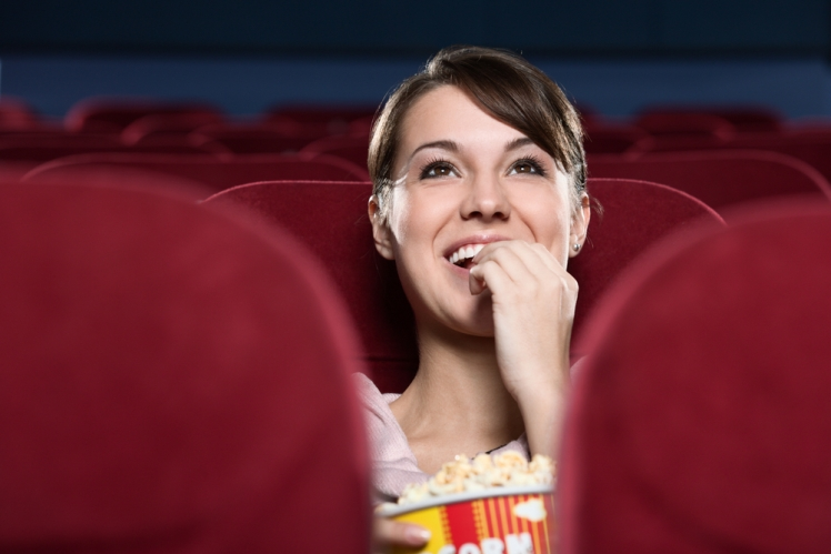 Go to the Movies on Your Own