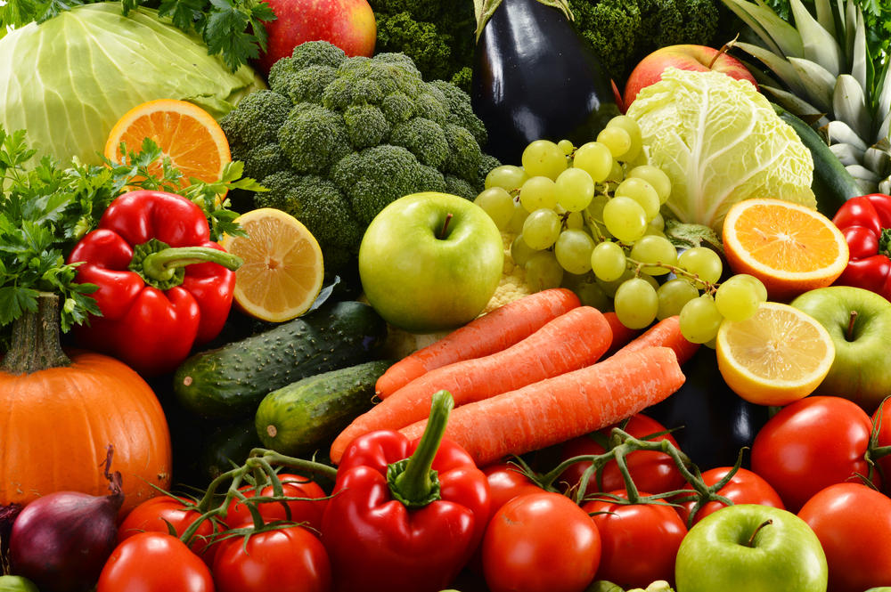 Fight Breast Cancer with Fruits and Vegetables