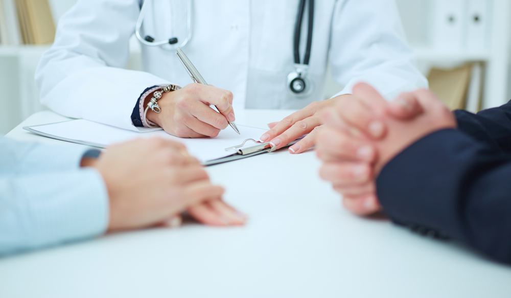Maintain Contact With Health Professionals