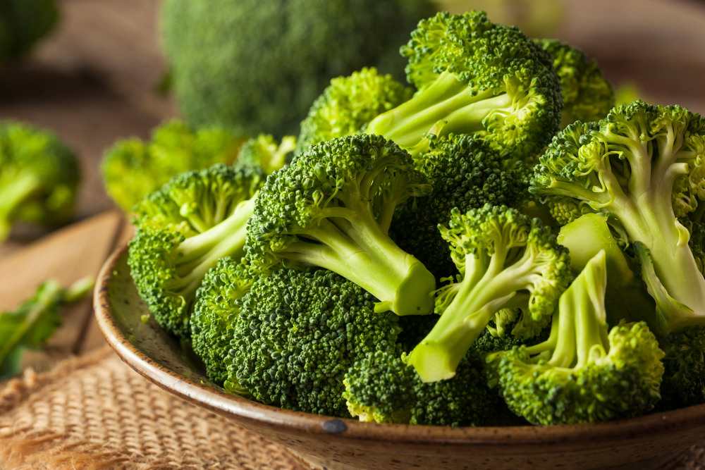 Powerful Broccoli