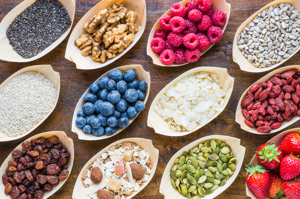 Superfoods to Fight Mesothelioma