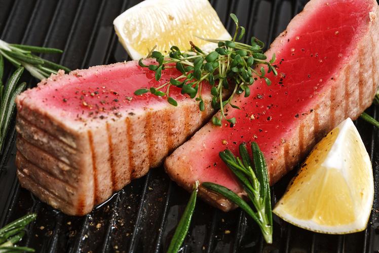 fish healthy heart