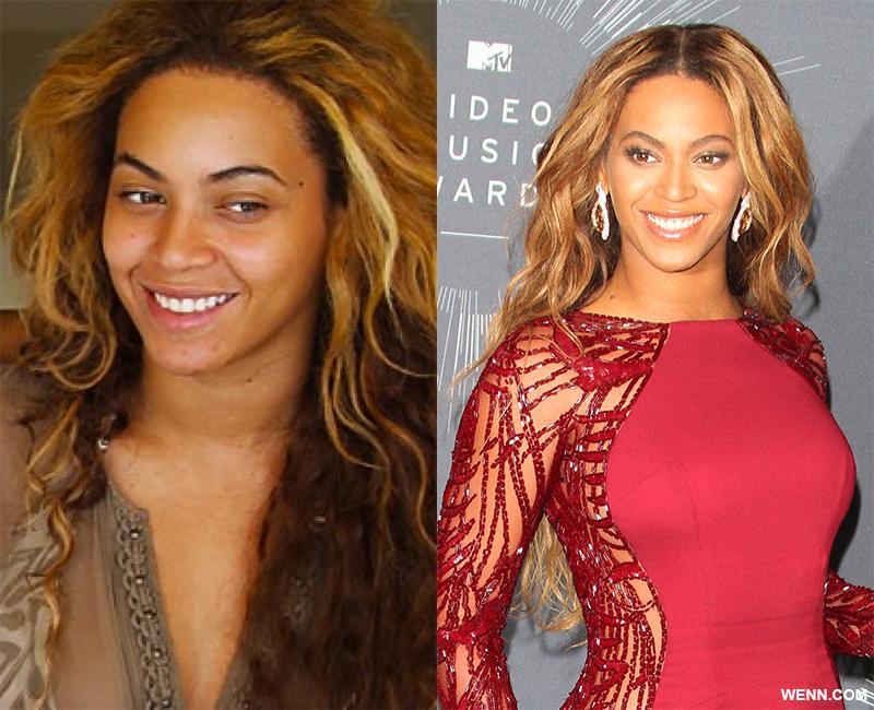 BeyonceMakeup