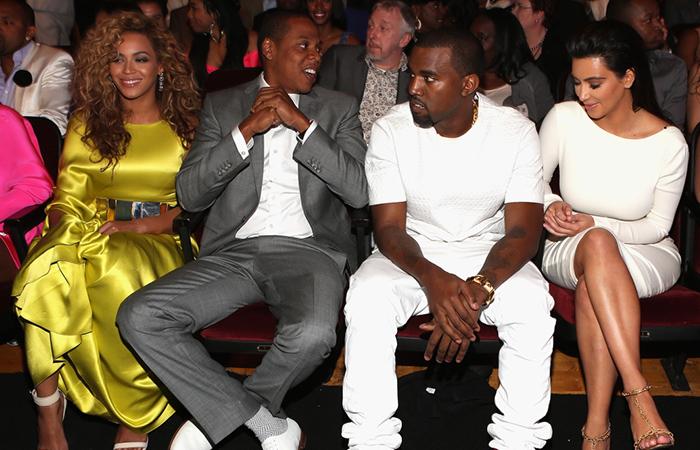 Beyonce & Kim Kardashian
