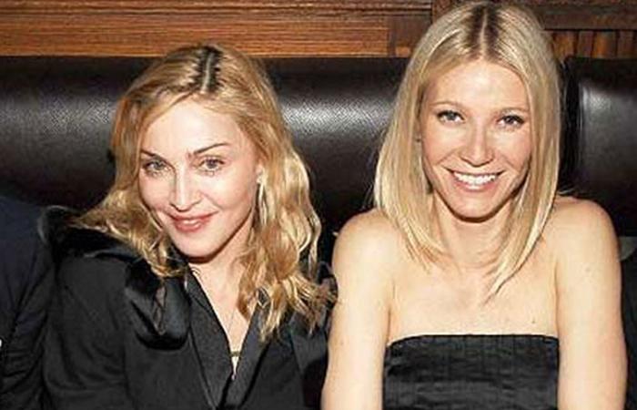 Madonna & Gwyneth Paltrow