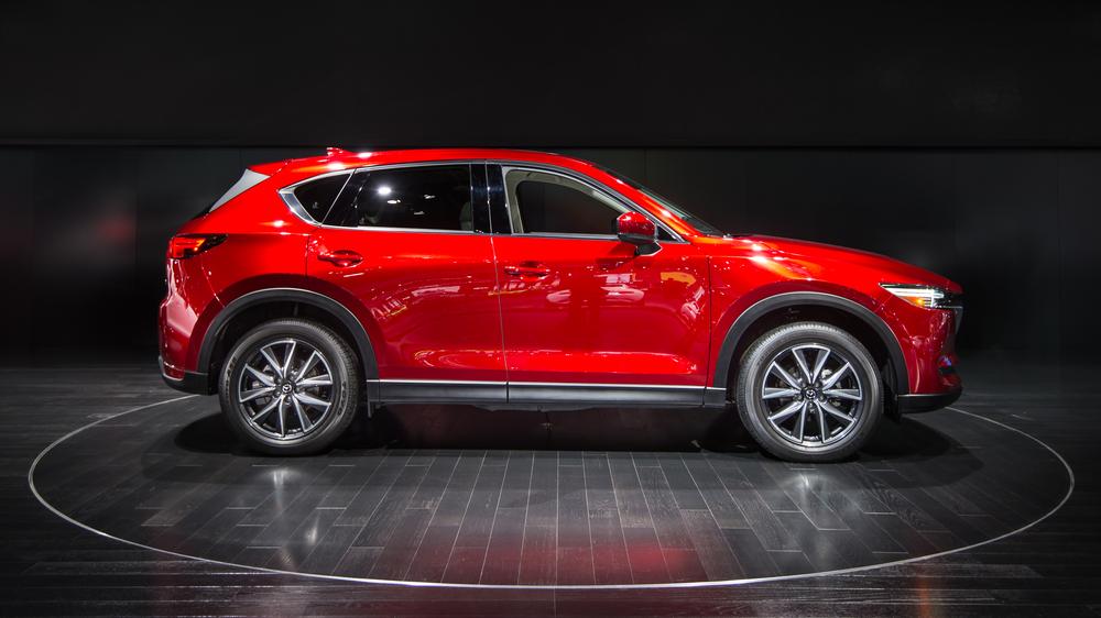 2017 Mazda CX-5 (Coming Soon to Mazda CX 5 Dealerships)