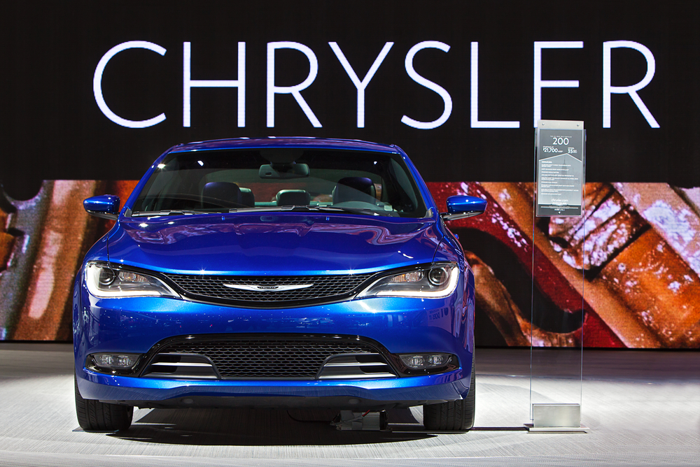 An Overview of the Current Chrysler Models