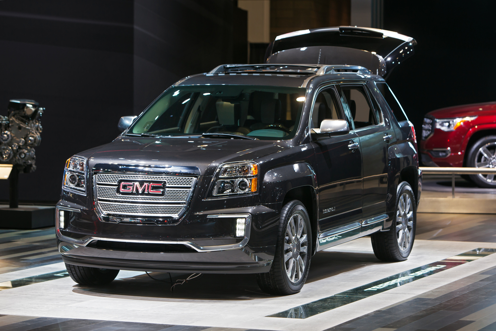 Check out the new GMC SUV Lineup - which model is right for you