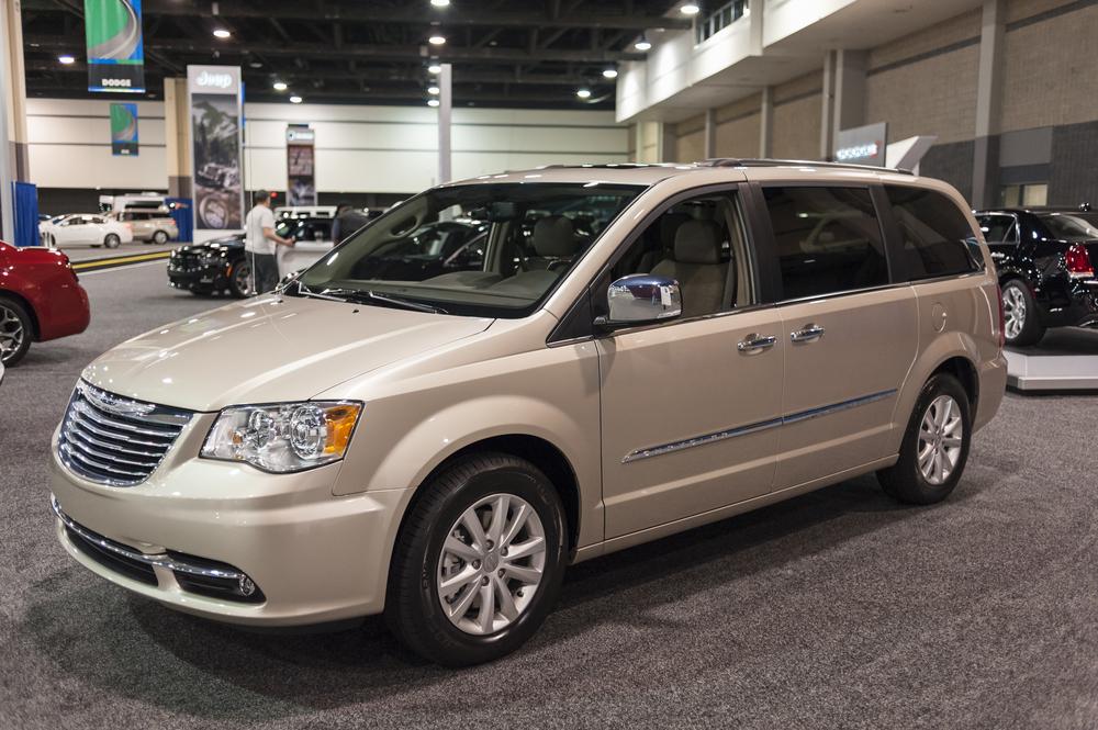 Chrysler Car Dealership History