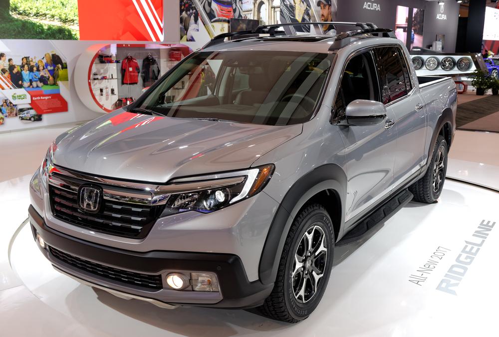 Comparing Honda's 2017 models